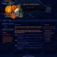 Spook Delicious (Pumpkin & Skull Optional)