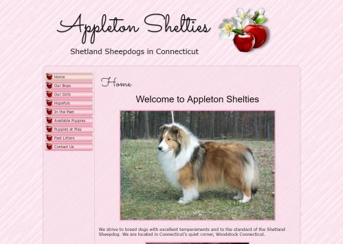 Appleton Shelties