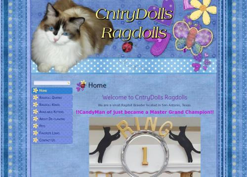CntryDolls Ragdolls