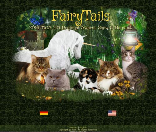 Fairy Tails EN Regional Awards Show and Banquet