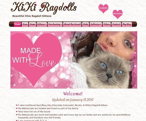 Kiki Ragdolls