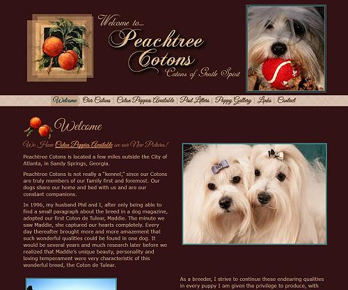 Peachtree Cotons
