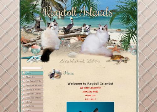 Ragdoll Islands