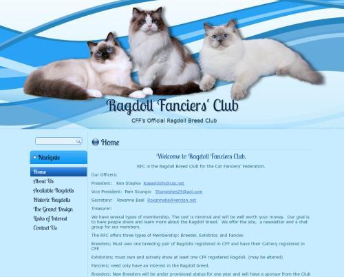 Ragdoll Fanciers Club
