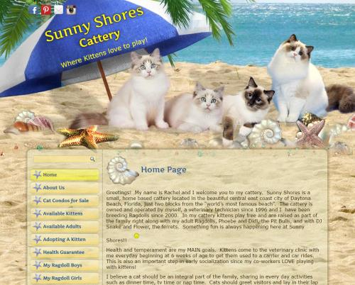 Sunny Shores Cattery